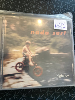 Nada Surf - High/Low - Used CD