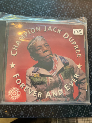 Champion Jack Dupree - Forever And Ever - Used CD