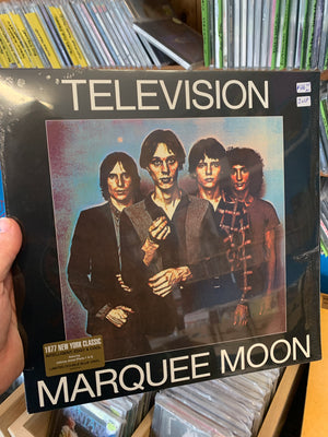 Television - Marquee Moon 2LP - New Vinyl LP