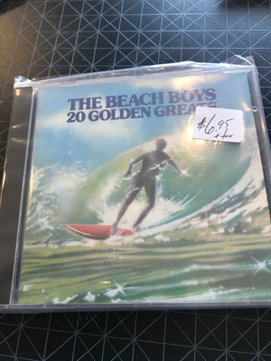 Beach Boys, The - 20 Golden Greats - Used CD