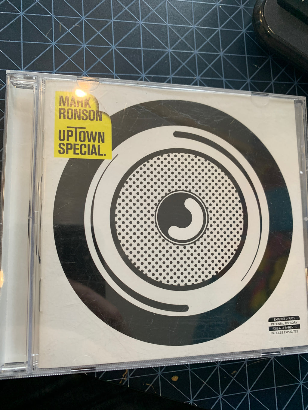 Mark Ronson - Uptown Special - Used CD