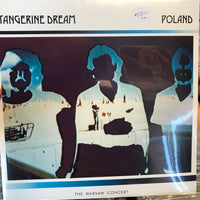 Tangerine Dream - Poland The Warsaw Concert - New Vinyl LP