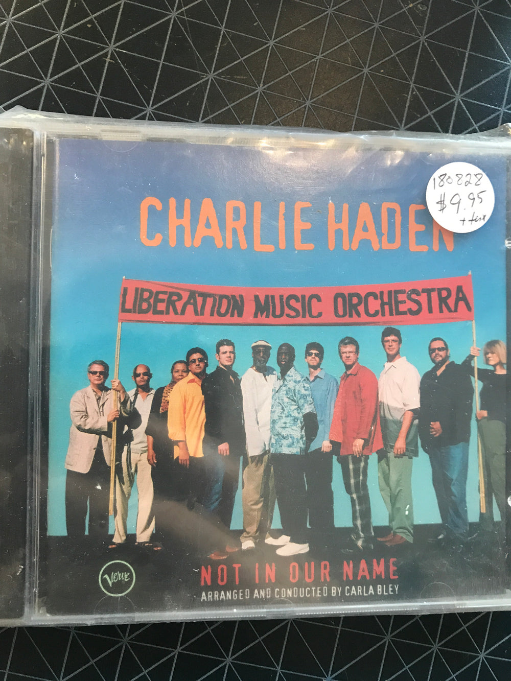 Charlie Haden Liberation Music Orchestra - Not In Our Name - Used CD