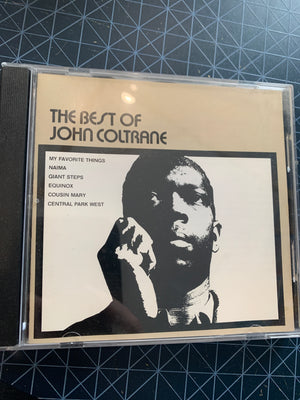 John Coltrane - The Best Of -  Used CD