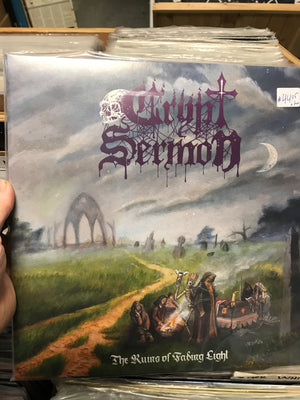 Crypt Sermon - The Ruins of Fading Light - New Vinyl LP