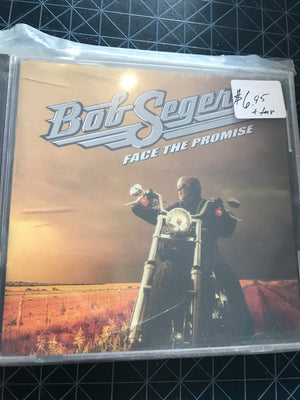 Bob Seger - Face The Promise - Used CD