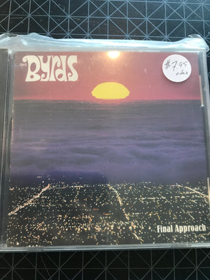 Byrds, The - Final Approach - Used CD