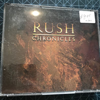 Rush - Chronicles - Used CD