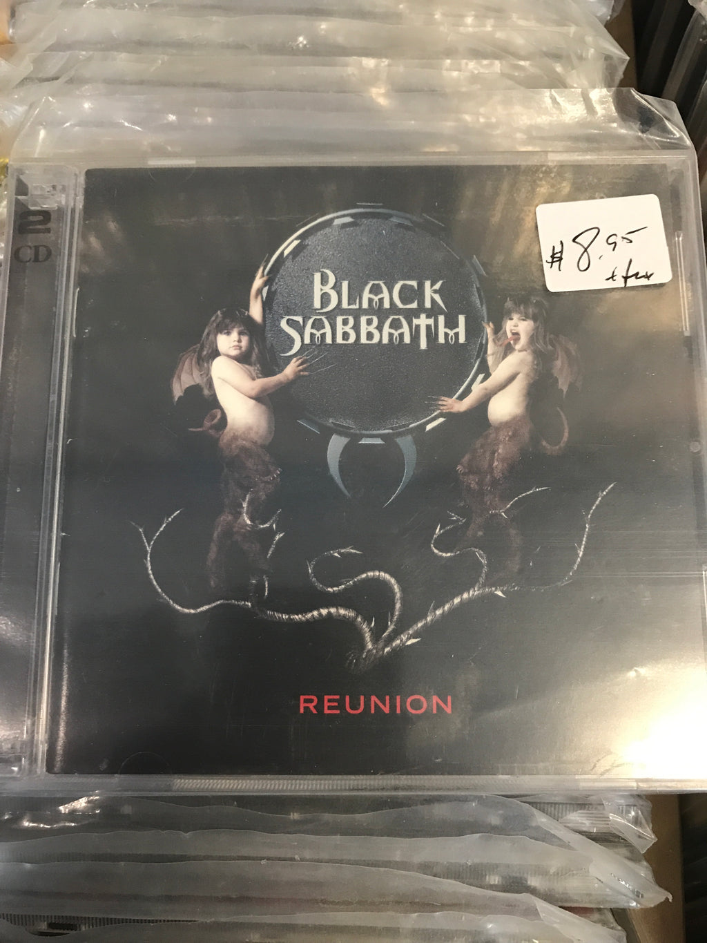 Black Sabbath - Reunion - Used CD