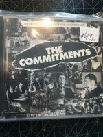 Soundtrack - The Commitments - Used CD