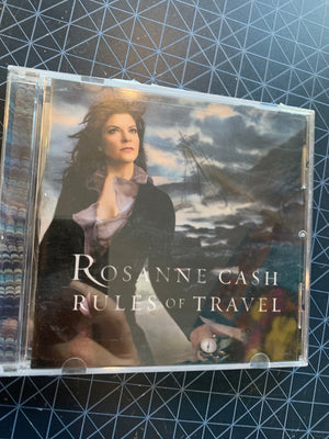 Rosanne Cash - Rules Of Travel - Used CD