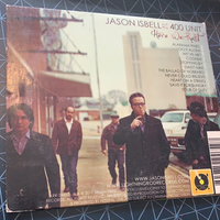 Jason Isbell And The 400 Unit - Here We Rest - Used CD
