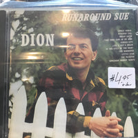 Dion - Runaround - Used CD