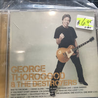 George Thorogood & The Destroyers - Icon - Used CD