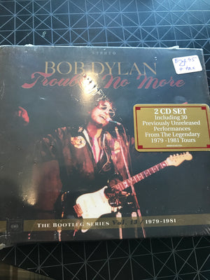 Bob Dylan - Trouble No More (sealed) - Used CD
