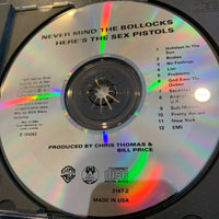Sex Pistols, The - Never Mind The Bollocks - Used CD