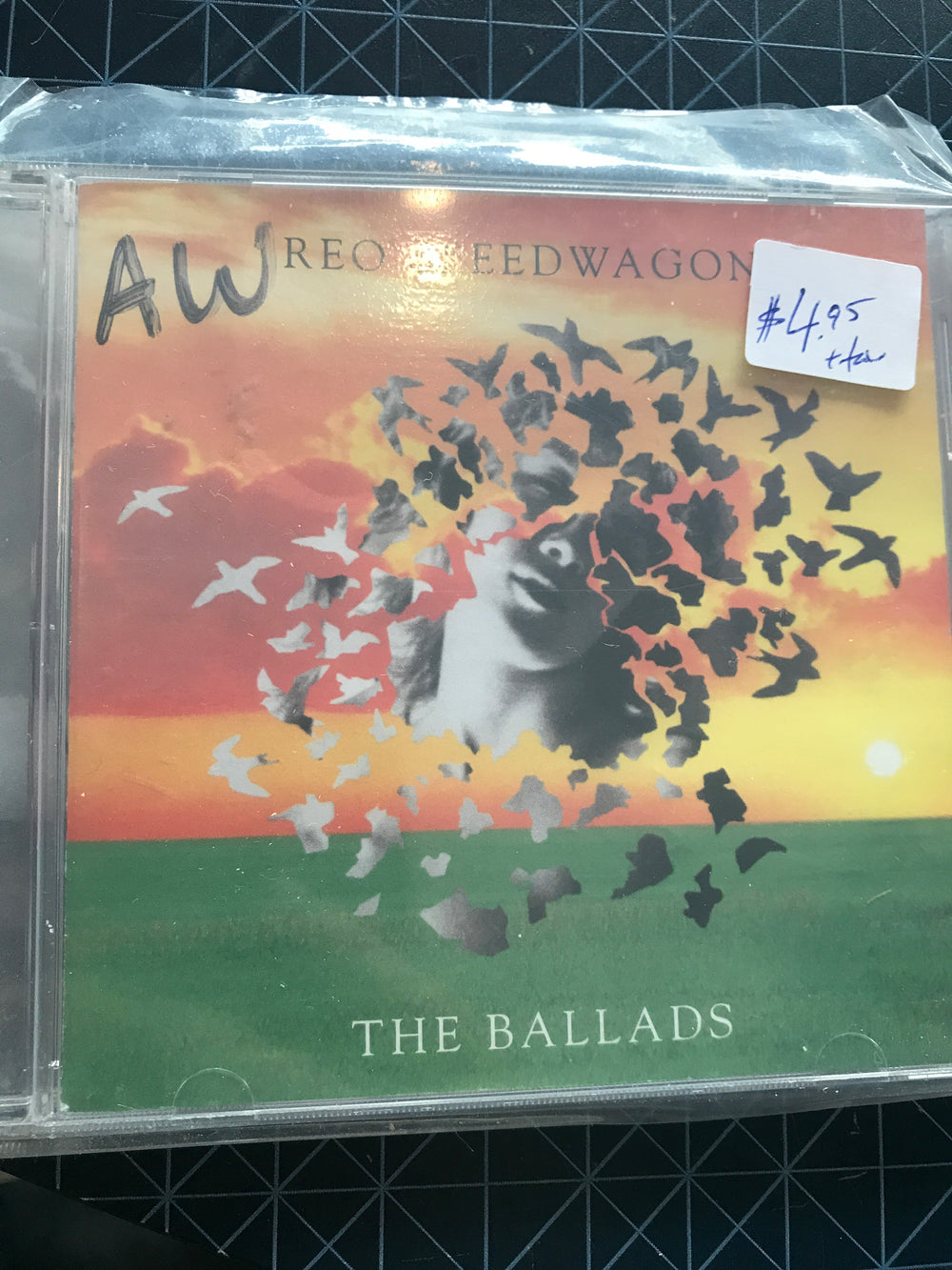 REO Speedwagon - The Ballads - Used CD