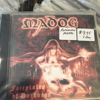 Madog - Fairytales Of Darkness - Used CD
