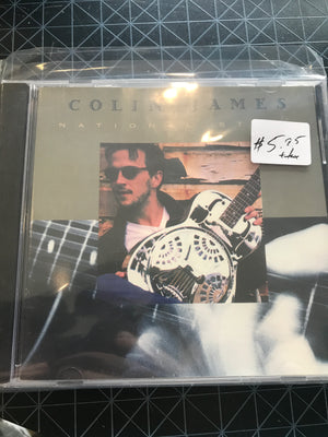 Colin James - National Steel - Used CD