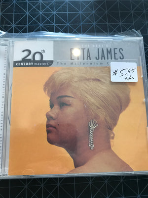 Etta James - The Best Of - Used CD