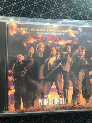 Jon Bon Jovi - Soundtrack - Young Guns II - Used CD