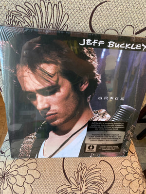 Jeff Buckley - Grace - New Vinyl LP