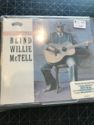 Blind Willie McTell - The Definitive - Used CD