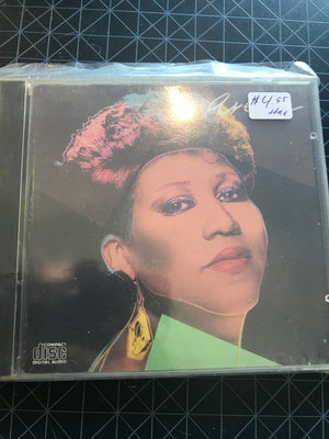 Aretha Franklin - Aretha - Used CD