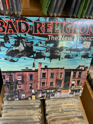 Bad Religion - The New America - New Vinyl LP
