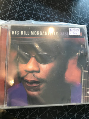 Big Bill - Morganfield - Rising Son - Used CD