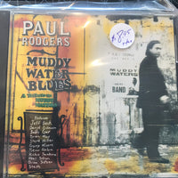 Paul Rodgers - Muddy Water Blues - Used CD