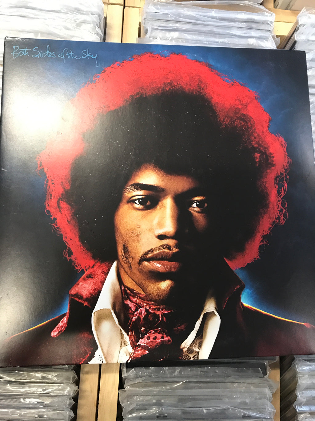 Jimi Hendrix Experience, The - Both Sides Of The Sky - Used Vinyl LP