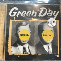 Green Day - Nimrod - Used CD