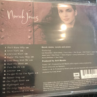 Norah Jones - Come Away With Me - Used CD