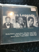Various - Greatest Blues Legends - Used CD