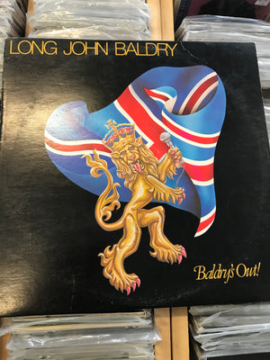 Long John Baldry - Baldry's Out! - Used Vinyl LP