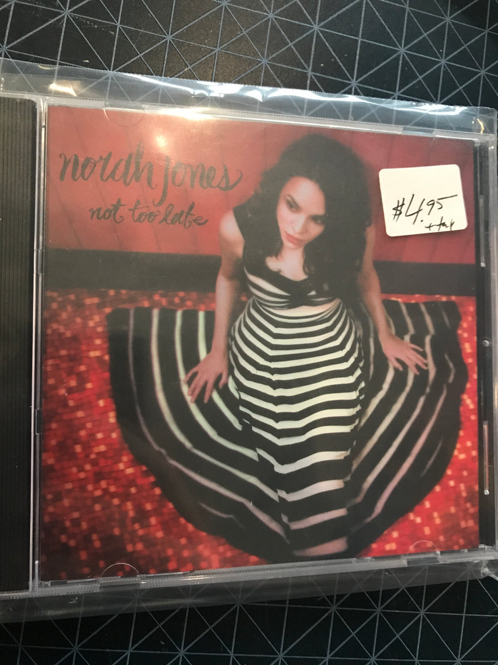 Norah Jones - Not Too Late - Used CD
