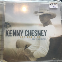 Kenny Chesney - Just Who I Am - Used CD