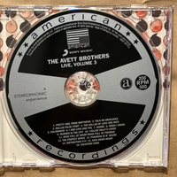 Avett Brothers, The - Live, Volume 3 - Used CD