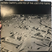Harry Chapin - Legends Of The Lost And Found - Used Vinyl LP