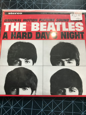Beatles, The - A Hard Day's Night (US Album) - Used CD