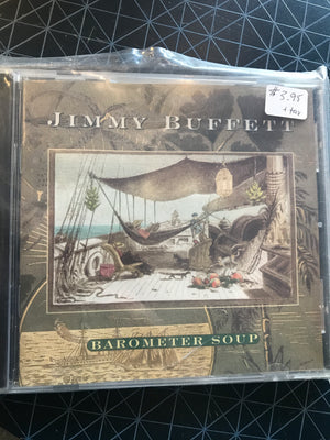 Jimmy Buffett - Barometer Soup - Used CD