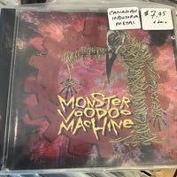 Monster Voodoo Machine - Suffersystem - Used CD