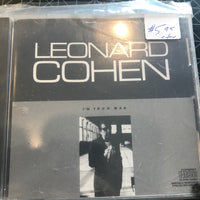 Leonard Cohen - I'm Your Man - Used CD