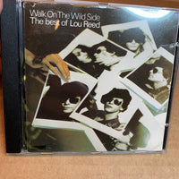 Lou Reed - Walk On The Wild Side - The Best Of - Used CD