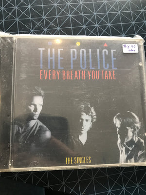 Police, The - Every Breath You Take - The Singles - Used CD