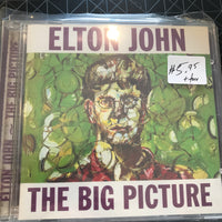 Elton John - The Big Picture - Used CD