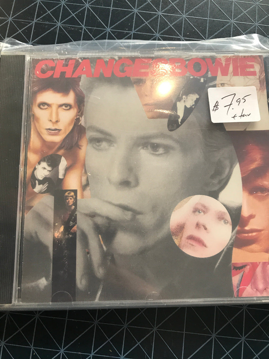 David Bowie - Changes - Used CD