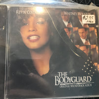 Soundtrack - The Bodyguard - Used CD