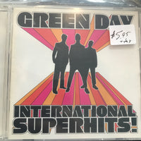 Green Day - International Superhits! - Used CD